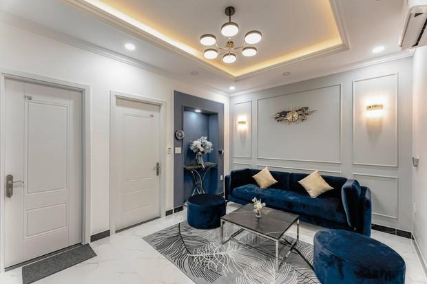 Vợ chồng Đồng Nai đầu tư 2,3 tỷ xây nhà phố tân cổ điển, bật mí cách cắt giảm chi phí cho hợp túi tiền - Ảnh 11.