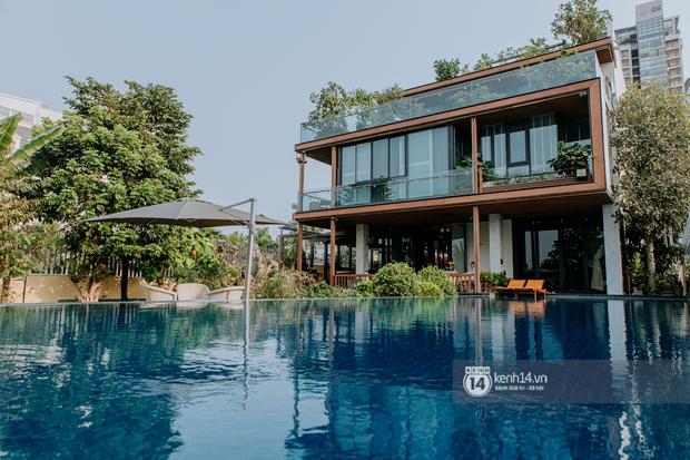 Hoa hậu Việt lấy đại gia, ở biệt thự 200 tỷ tiết lộ về phong thuỷ và cách giới siêu giàu bảo vệ nhà cửa - Ảnh 5.