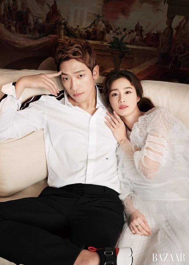 Bi Rain - Kim Tae Hee: Bị gán mác người đẹp và quái vật đến gánh nặng hào môn, tất cả kết lại bằng cuộc hôn nhân cả châu Á ngưỡng mộ - Ảnh 2.