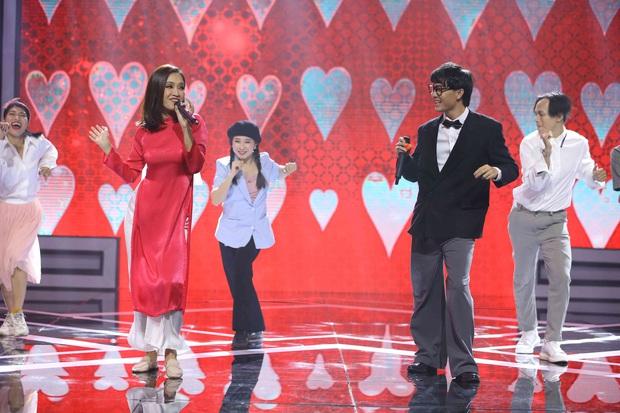 Quốc Thiên - Hoàng Ku mang tiệc pyjama lên sân khấu vẫn khiến nhạc sĩ Huy Tuấn thất vọng - Ảnh 3.