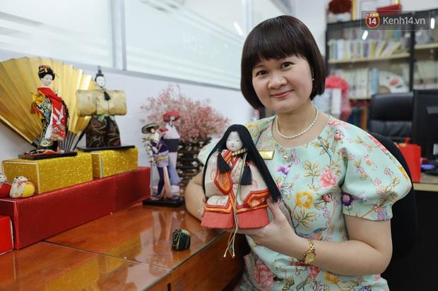Chuyện nữ giảng viên Đại học Hutech với bộ sưu tập búp bê Nhật cất giấu suốt 20 năm - Ảnh 1.