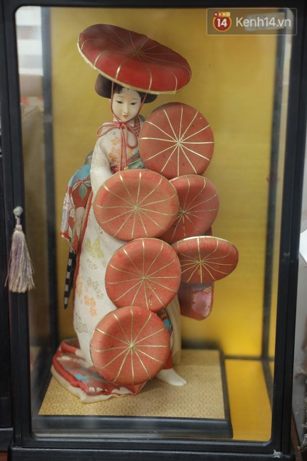 Chuyện nữ giảng viên Đại học Hutech với bộ sưu tập búp bê Nhật cất giấu suốt 20 năm - Ảnh 4.