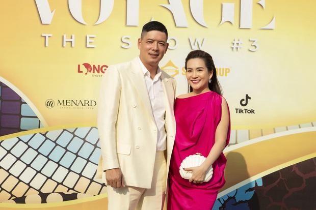 Ngọc Trinh lộ vòng 3 căng đét, dàn Hoa hậu Á hậu cũng thi nhau khoe ngực ỡm ờ trên thảm đỏ Fashion Voyage - Ảnh 22.