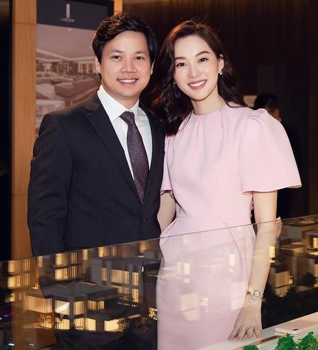 Hoa hậu Đặng Thu Thảo trổ tài chụp ảnh cho ông xã đại gia, thành quả khiến bạn bè tin không nổi vào mắt mình - Ảnh 4.