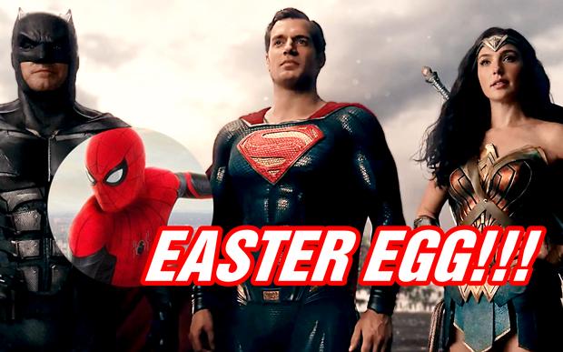 20 tình tiết ẩn đắt giá tràn ngập Justice League bản full: chú của Spider Man xuất hiện, liên tục nhá hàng về Supergirl, Atom - Ảnh 1.