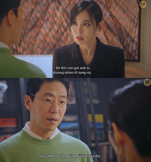 Hội phụ nữ bị xoay mòng mòng ở Penthouse 2: Te tua nhất đích thị là mẹ ghẻ Seo Jin rồi! - Ảnh 2.