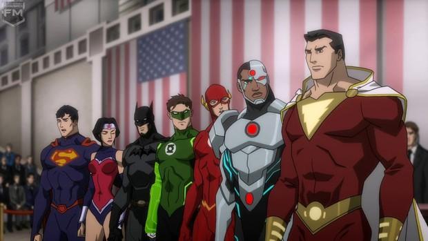 Với Justice League, Zack Snyder đã trả công lý về lại DC: 4 tiếng rực lửa thiêu đốt thảm họa năm xưa vào lãng quên - Ảnh 7.
