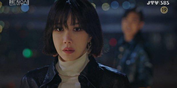 Bà cả Lee Ji Ah cũng không độ nổi rating Penthouse 2, ngày phim flop sắp tới rồi? - Ảnh 2.