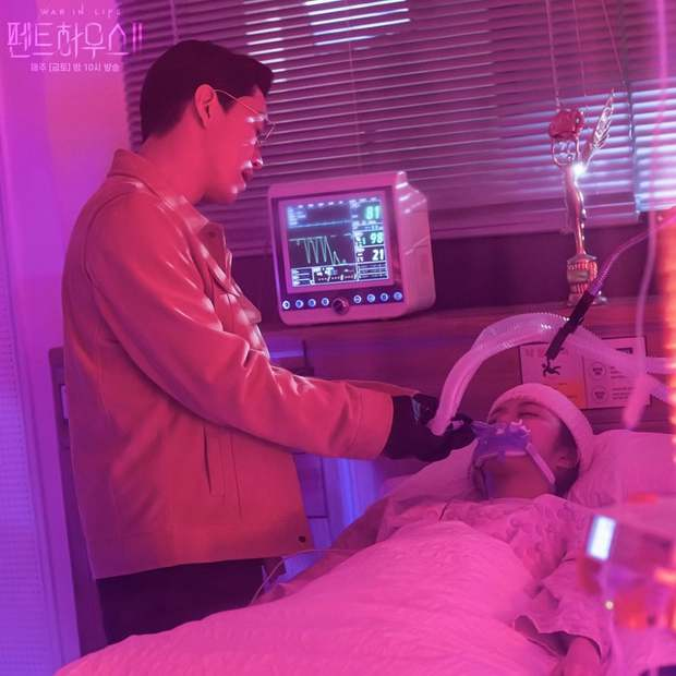 Bà cả Lee Ji Ah cũng không độ nổi rating Penthouse 2, ngày phim flop sắp tới rồi? - Ảnh 3.