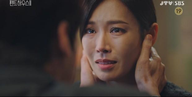 Bà cả Lee Ji Ah cũng không độ nổi rating Penthouse 2, ngày phim flop sắp tới rồi? - Ảnh 4.