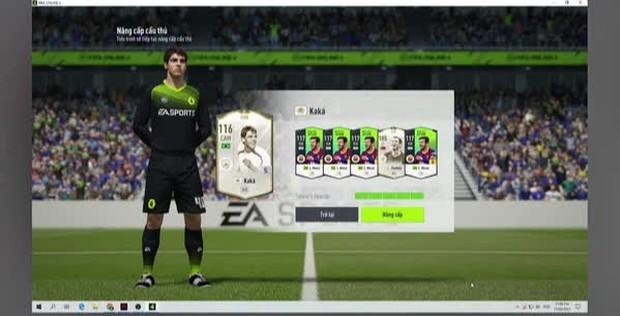 Góc đã giàu còn may: Đại gia vip nhất FIFA Online 4 khiến cả server sửng sốt vì siêu phẩm, game thủ lập tức định giá khủng - Ảnh 2.