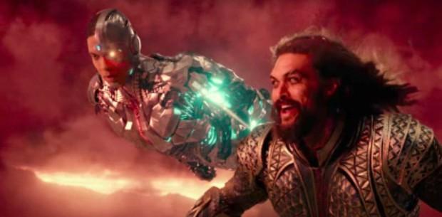 20 tình tiết ẩn đắt giá tràn ngập Justice League bản full: chú của Spider Man xuất hiện, liên tục nhá hàng về Supergirl, Atom - Ảnh 10.