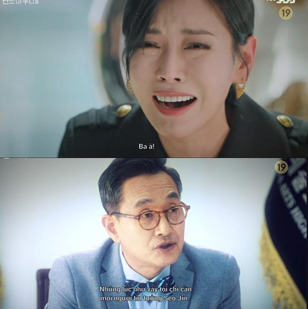 Hội phụ nữ bị xoay mòng mòng ở Penthouse 2: Te tua nhất đích thị là mẹ ghẻ Seo Jin rồi! - Ảnh 4.