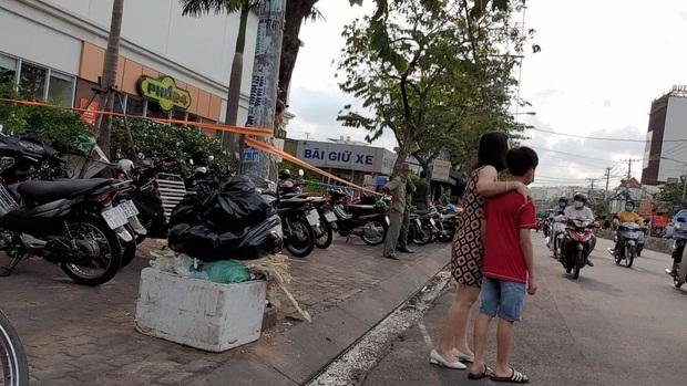 TP.HCM: Hai cô gái trẻ rơi lầu cao chung cư tử vong - Ảnh 4.