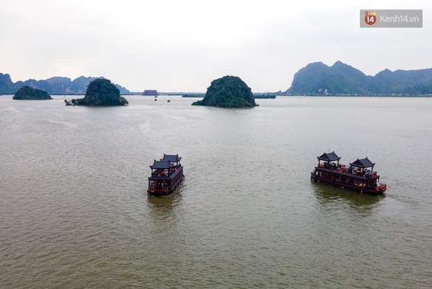 Chùm ảnh: Hơn một vạn người đội mưa về lễ chùa Tam Chúc  - Ảnh 10.