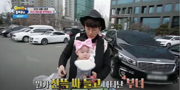 Chồng ác nữ Penthouse từng bị con gái Oh Yoon Hee nhận nhầm ba - Ảnh 3.
