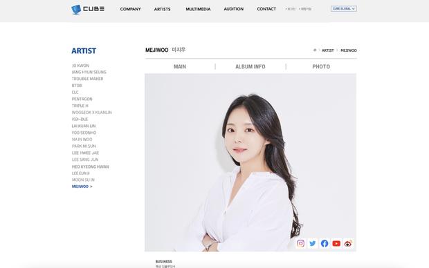 Chị gái thành viên giàu nhất BTS bất ngờ lên chức Giám đốc của CUBE Entertainment: Gia đình quyền lực hay gì? - Ảnh 5.