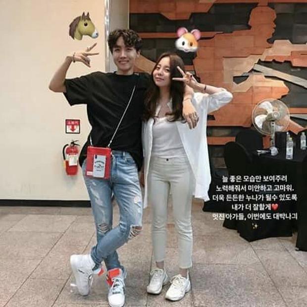 Chị gái thành viên giàu nhất BTS bất ngờ lên chức Giám đốc của CUBE Entertainment: Gia đình quyền lực hay gì? - Ảnh 3.