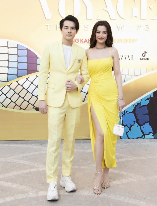 Lâu lâu mới có sự kiện thời trang nên khách mời thi nhau hở bạo, choáng nhất là độ bạo liệt của dàn Hoa - Á hậu - Ảnh 11.
