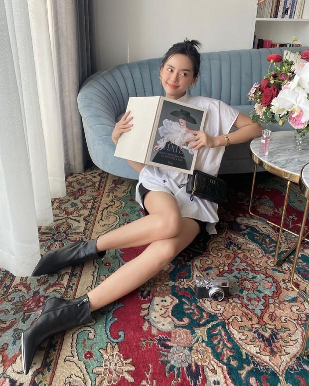 """Ngắm sofa xịn của sao Việt mà mê, ai muốn decor phòng khách sang xịn thì nên sắm 8 """"bé"""" này - Ảnh 3."""