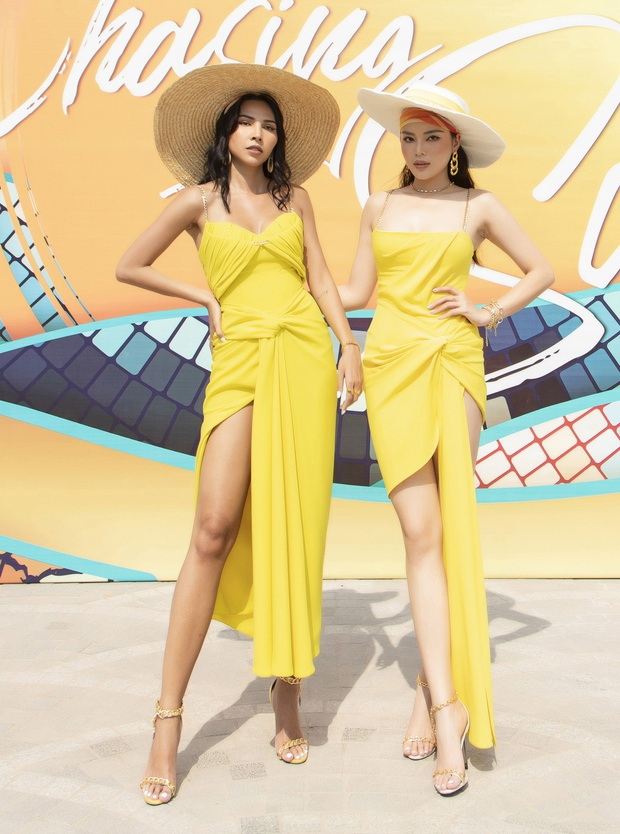 Lâu lâu mới có sự kiện thời trang nên khách mời thi nhau hở bạo, choáng nhất là độ bạo liệt của dàn Hoa - Á hậu - Ảnh 7.