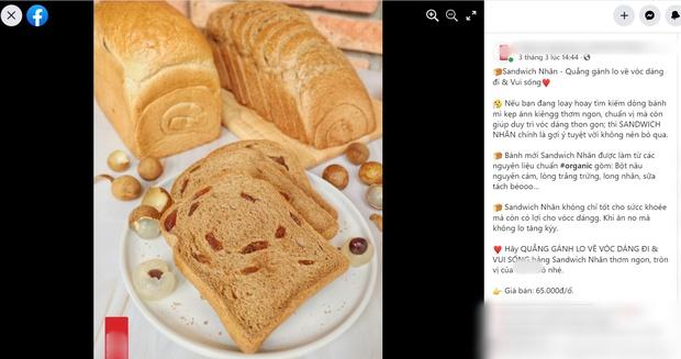 Sài Gòn: Ăn thử sandwich vị nhãn mới ra mắt, giá 65K/ổ, thơm lừng nhưng hương vị lại khiến người thích, kẻ chê - Ảnh 1.