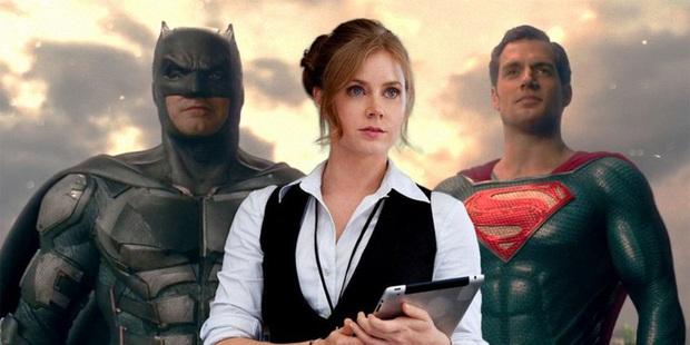 Justice League 3 được Zack Snyder tiết lộ: Con trai Superman và Lois Lane trở thành Batman mới? - Ảnh 2.