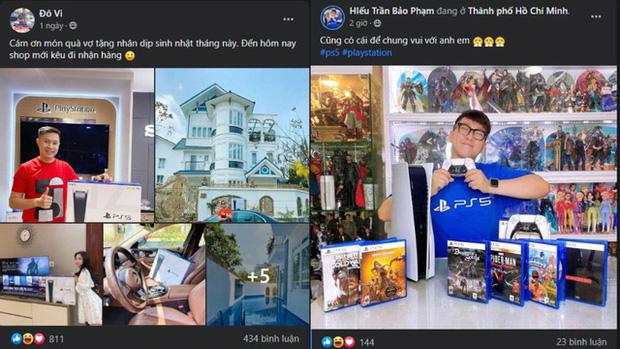 Game thủ Việt thi nhau khoe ảnh chụp cùng PS5 - Ảnh 1.