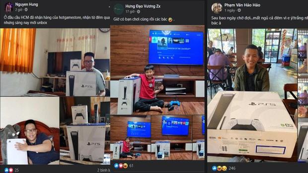 Game thủ Việt thi nhau khoe ảnh chụp cùng PS5 - Ảnh 4.
