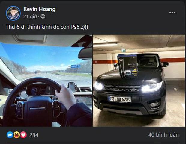 Game thủ Việt thi nhau khoe ảnh chụp cùng PS5 - Ảnh 5.