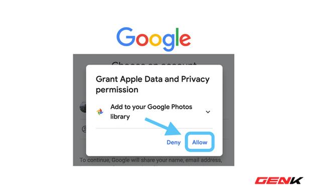Cách sử dụng dịch vụ chuyển ảnh từ iCloud Photos sang Google Photos của Apple - Ảnh 9.