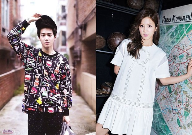 Mật báo Kbiz: Song Hye Kyo cặp kè đại gia Hong Kong, Park Seo Joon yêu nữ thần Hậu Duệ Mặt Trời, bóc cả list nhóm nhạc bắt nạt - Ảnh 13.