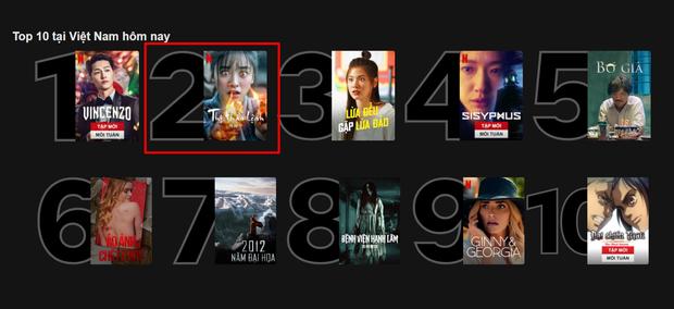 Dở tệ hơn Tình Nhã Tập, Thị Thần Lệnh vẫn đua xe lên Top 2 Netflix nhờ 3 lý do tạm ưng cái bụng - Ảnh 1.