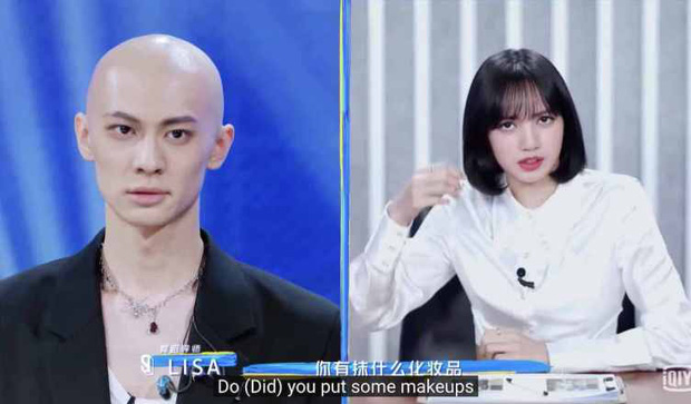 Lisa bị ném đá vô lý vì không biết thí sinh Thanh Xuân Có Bạn 3 rụng tóc phải cạo đầu? - Ảnh 3.