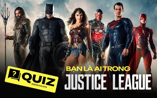 Test nhanh xem bạn là ai trong hội Justice League: Nhân phẩm tốt đích thị là Wonder Woman! - Ảnh 1.