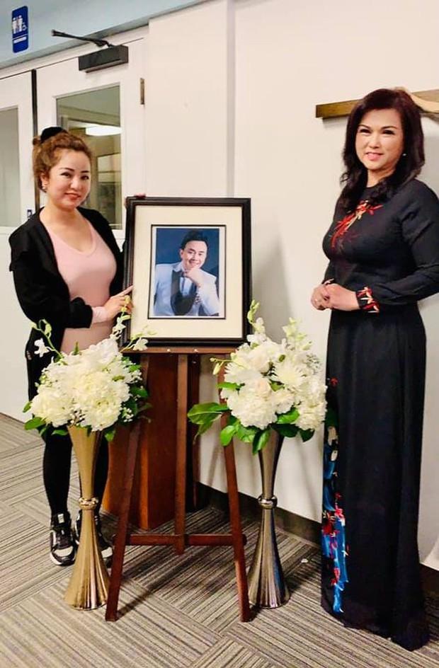 Thúy Nga tiết lộ bà xã Bé Heo mỗi ngày đều đi thăm mộ cố NS Chí Tài, kể điều đặc biệt về người quá cố khiến ai nghe cũng xúc động - Ảnh 3.