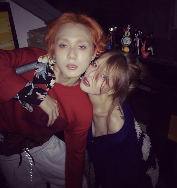 """HyunA có sở thích makeup khác người, dễ gây ấn tượng nhưng hiếm ai dám """"đu đưa""""! - Ảnh 10."""