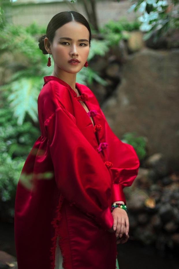 Tuyết Lan được Louis Vuitton chọn làm mẫu diễn show Xuân/Hè 2021 vào ngày mai - Ảnh 4.