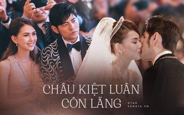 Chuyện tình Châu Kiệt Luân: Chàng Don Juan giàu nức tiếng Cbiz từ bỏ phiêu lưu tình ái thị phi, lụy tình vì nữ vương đích thực đời mình - Ảnh 1.