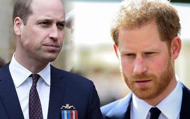 Hoàng tử William trở nên xa cách với em trai bởi một thông báo ngông cuồng, xúc phạm Nữ hoàng Anh của vợ chồng Meghan  - Ảnh 1.