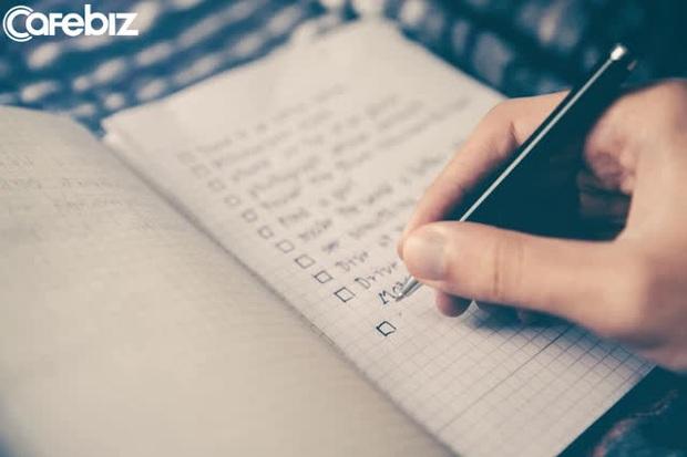 Những người có tiền đồ rộng mở luôn có kế hoạch hành động bài bản, không bao giờ làm đại, làm bừa: 12 đặc tính trên cơ của họ! - Ảnh 2.