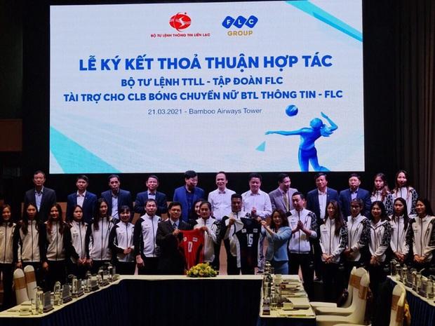 Đội bóng chuyền giàu thành tích nhất Việt Nam nhận gói tài trợ 100 tỷ đồng - Ảnh 1.