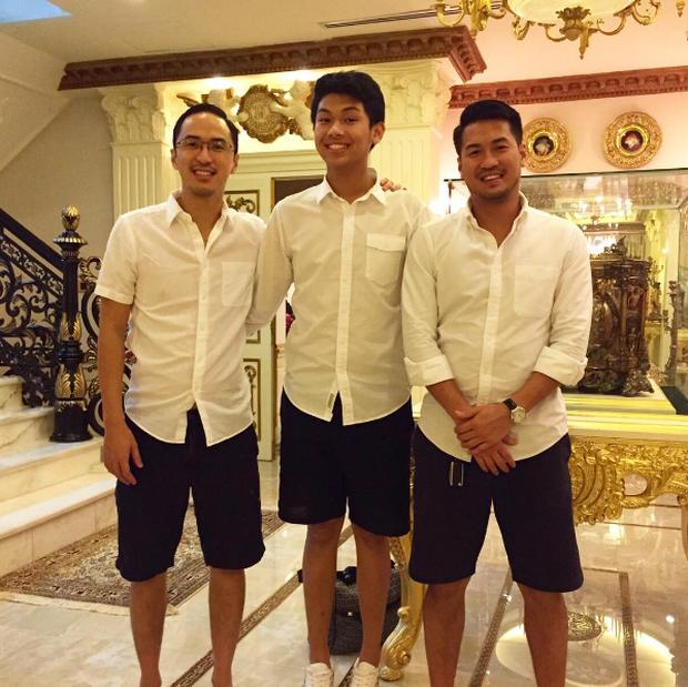 Học vấn siêu đỉnh của các em chồng nhà Tăng Thanh Hà: Người nói 4 thứ tiếng, người là thạc sĩ trường top, ai cũng có kinh nghiệm kinh doanh đầy mình - Ảnh 1.