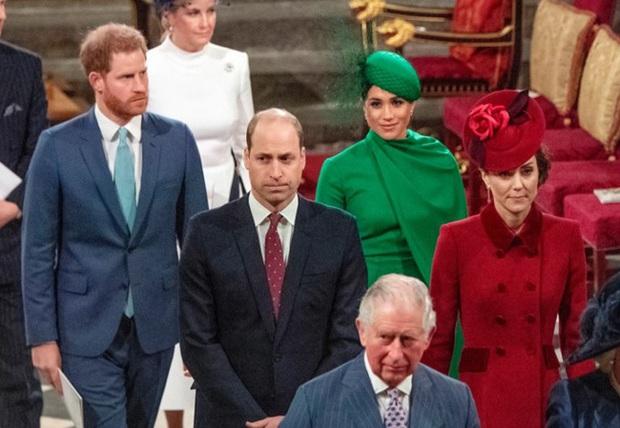 Hoàng tử William trở nên xa cách với em trai bởi một thông báo ngông cuồng, xúc phạm Nữ hoàng Anh của vợ chồng Meghan  - Ảnh 3.