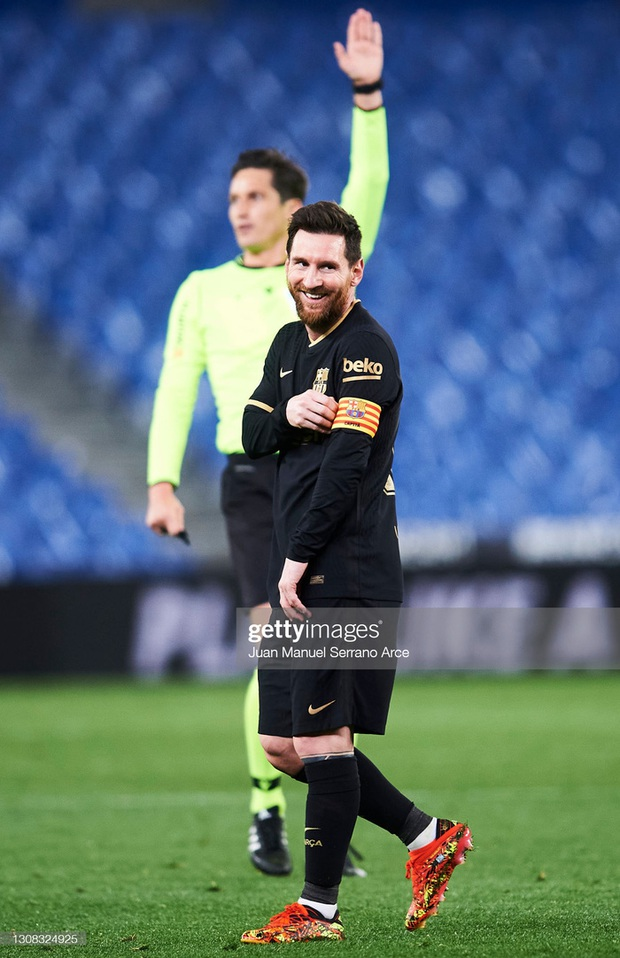 Messi lập cú đúp, Barca huỷ diệt Sociedad với tỷ số của 1 set tennis - Ảnh 8.