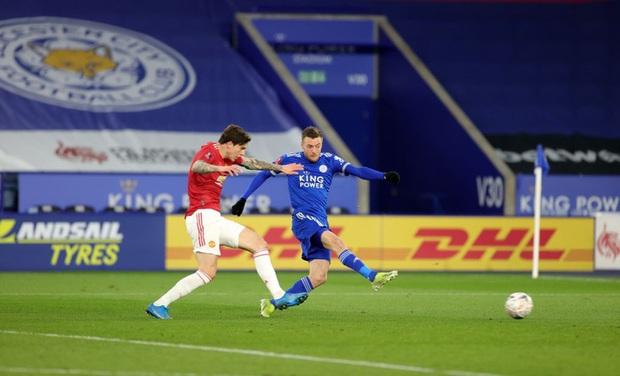 MU đứt chuỗi 29 trận bất bại sân khách, chia tay FA Cup sau thất bại thảm hại trước Leicester - Ảnh 8.