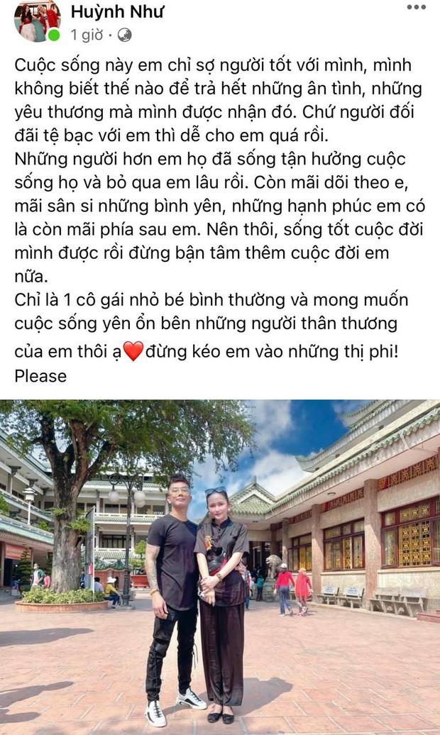 Vợ Khánh Đơn lên tiếng nhắc nhở ai đó hậu ồn ào chuyện con riêng của chồng và Lương Bích Hữu: Đừng kéo em vào những thị phi - Ảnh 2.