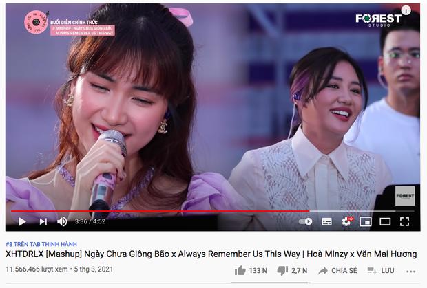 Văn Mai Hương gọi điện rủ quay MV chung nhưng Hòa Minzy liền từ chối: Hát với chị em bị sợ - Ảnh 2.