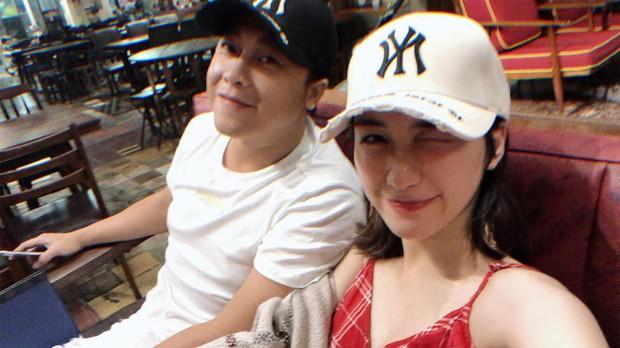 Vợ chồng Hoà Minzy phát cẩu lương cuối tuần, vừa thoát vai bố mẹ bỉm là hoá cặp đôi nhí nhảnh - Ảnh 5.