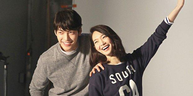 Kim Woo Bin - Shin Min Ah: Từng là kẻ bội bạc và tiểu tam tin đồn, 2 năm biến cố chấn động kết lại bằng chuyện tình diệu kỳ giữa showbiz - Ảnh 4.
